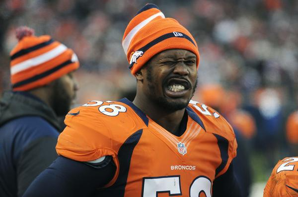 An Open Letter to Von Miller and his chickens