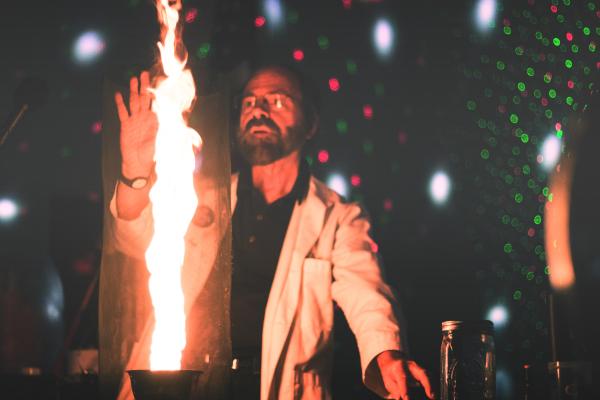 don o'brien Xtreme Science Magic
