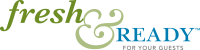 fresh and ready logo