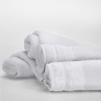 Martex White Pool Towel