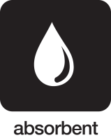 absorbent icon