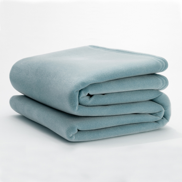 vellux classic bluebell blanket
