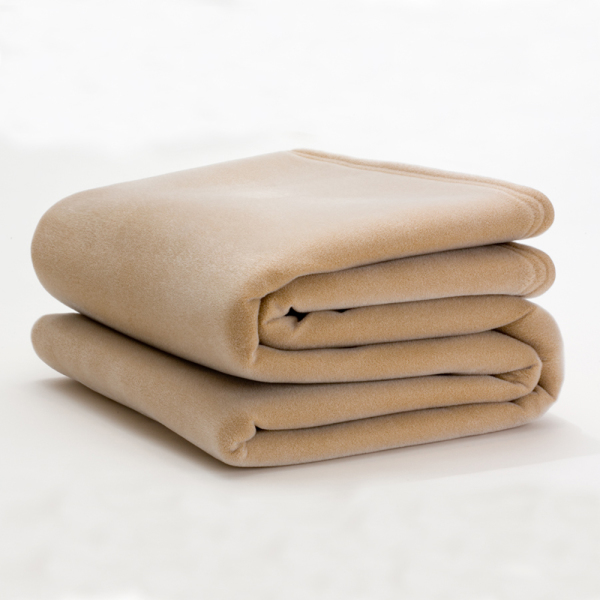 vellux classic tan blanket