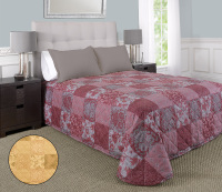 MartexRx Madeline Berry and Silver Bed