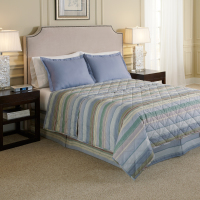 MartexRx Finley Blue Bed