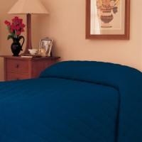 Martex Mainspread Navy Bedspread