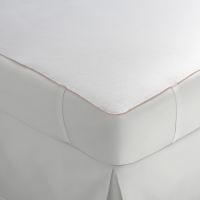 Tough One Fiber Anchor Band Mattress Pad