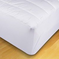 Quilted Channel Pattern Mattress Pad