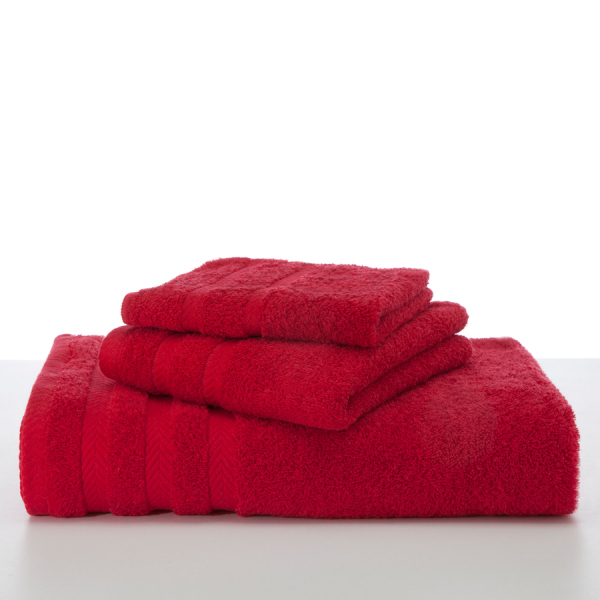 martex egyptian red towels