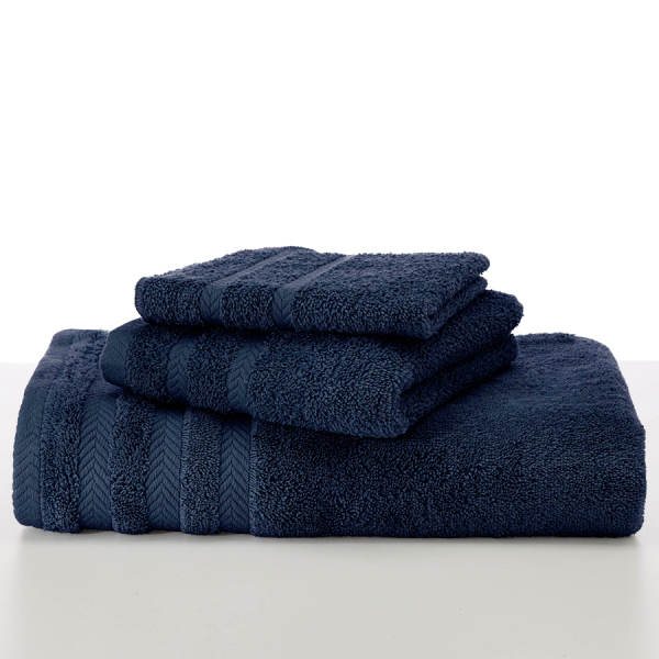 martex egyptian navy towels