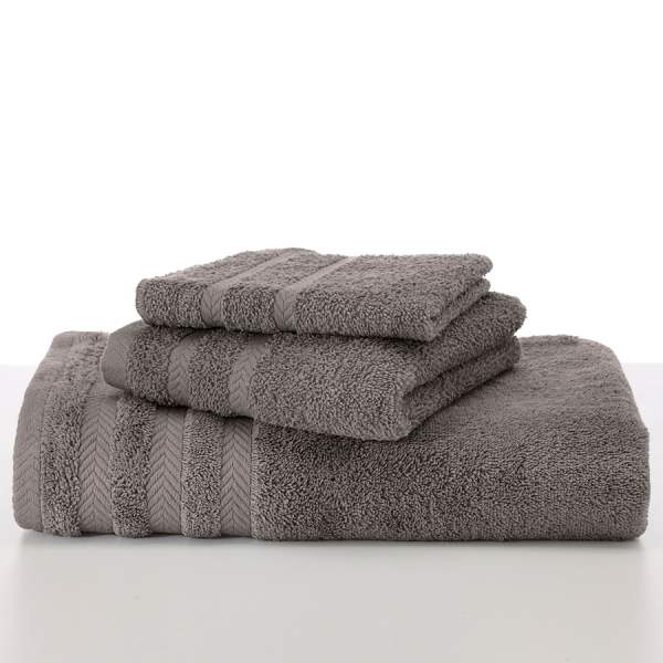 martex egyptian grey towels