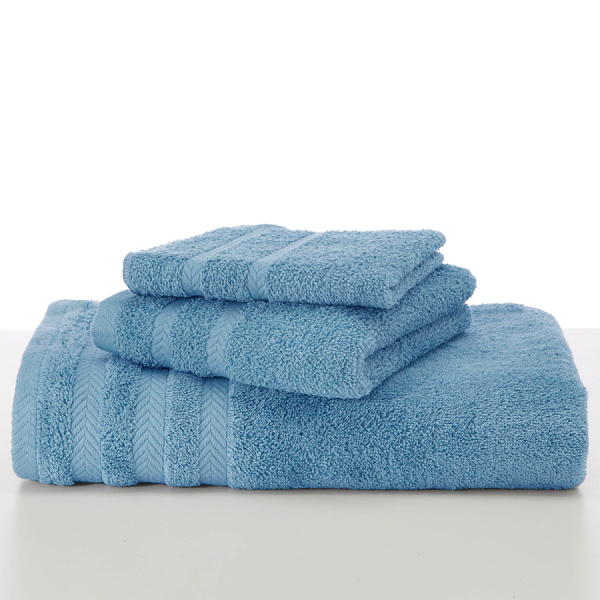 martex egyptian royal blue towels