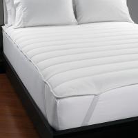 martex basics deluxe woven mattress pad