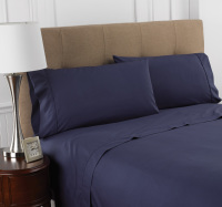 Martex Colors Navy Bedding Sheets