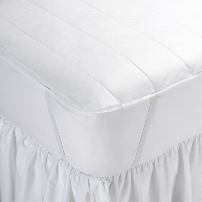Martex Basics Essential Non-Woven Mattress Pad