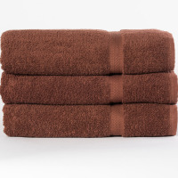Martex Colors Chocolate Towel Stack