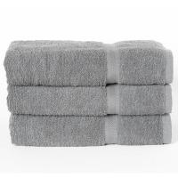 Martex Colors Gray Towel Stack
