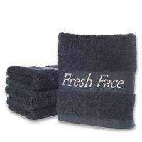 Martex Fresh Face Wash Cloth Stack