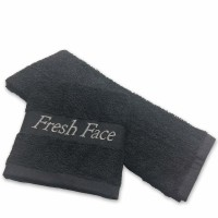 Martex Fresh Face Wash Cloth and Spa Hair Towel