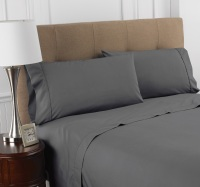 Martex Colors Grey Bedding Sheets