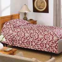 Martex Mainspread Vienna Chianti Bedspread