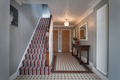 STAIR | CARPET | STRIPED