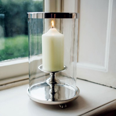 NEW! Milan Hurricane Lantern - Large £59.95