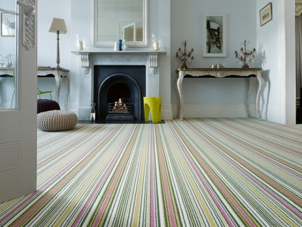Biscayne Lime Stripe