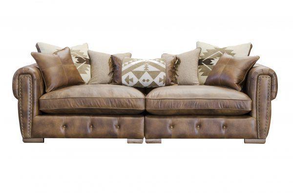 Luxe Maxi Split Sofa