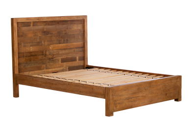 KING Low End Bedframe