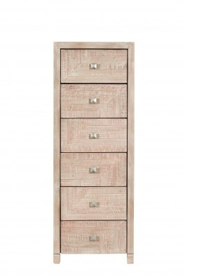 6 Drawer Tall Chest £514