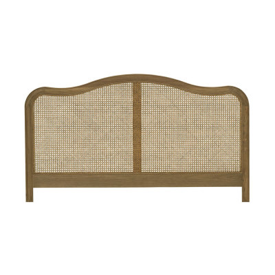 SUPER KING Rattan Headboard £449