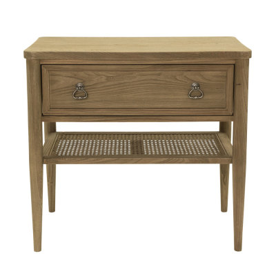 Wide Bedside Table £302
