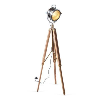 Spotlight Wood Tripod £374.95