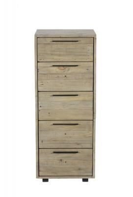 5 DRAWER TALL CHEST £000
