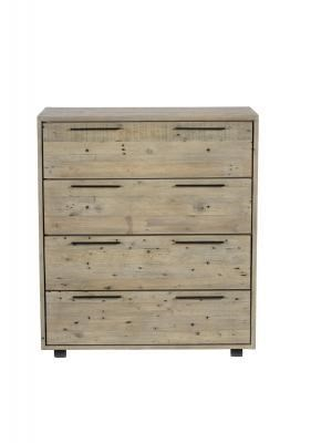 4 DRAWER CHEST £