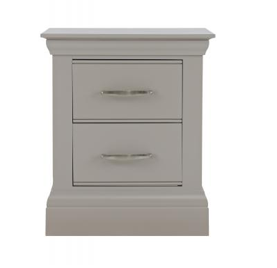 Small 2 Drawer Bedside