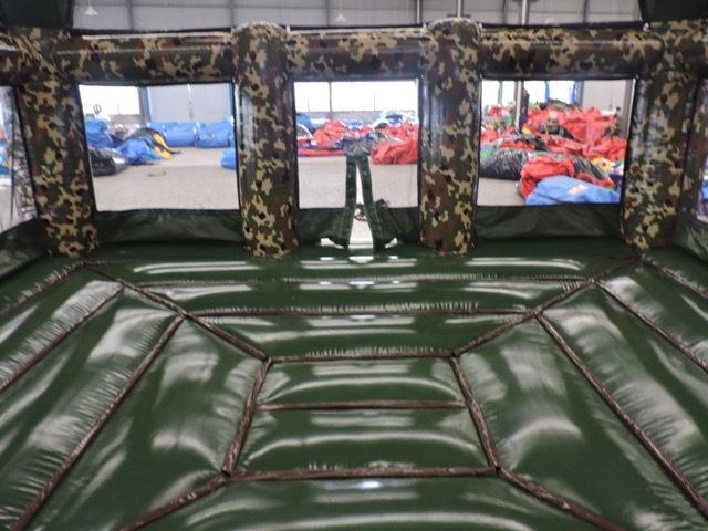 Big Bubba Bounce Interior