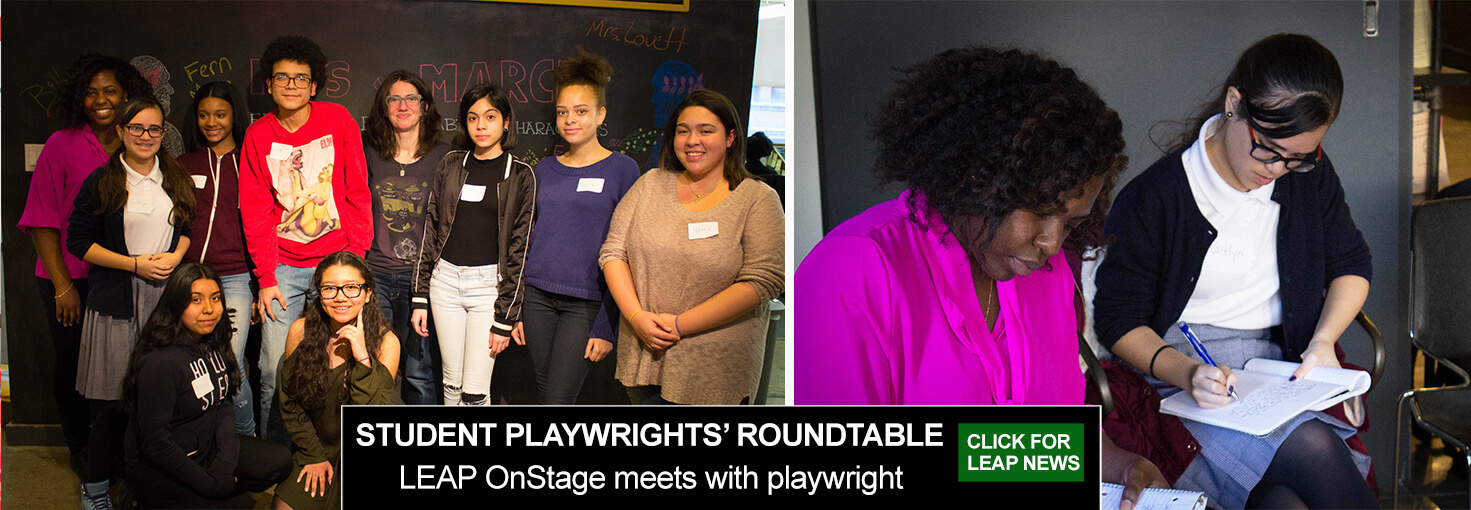 Playwrights' roundtable