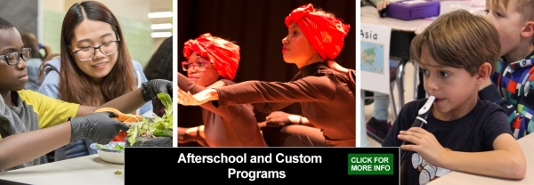 Afterschool and Custom Residency