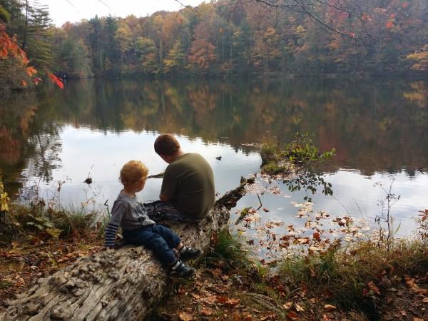Reflecting @ Four Mountain
