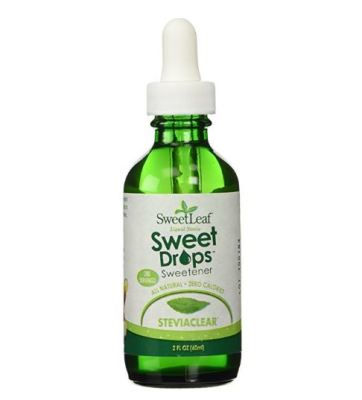 Sweet Leaf Stevia Extract