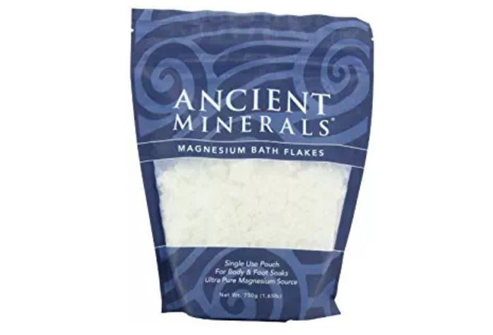Ancient Minerals Magnesium Bath Flakes - Single Use - 1.65 lbs