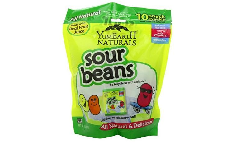 YumEarth Naturals, Sour Jelly Beans