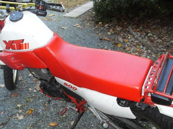 XT600_seat