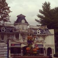 Six Flags America Fright Fest Opening weekend