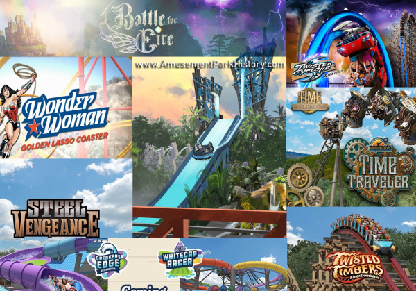 10 Unique Attractions Opening in 2018