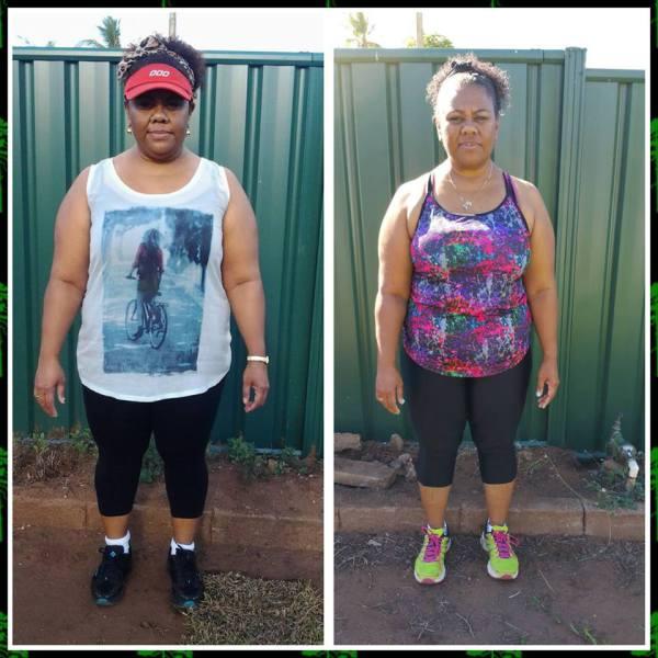 12 week Weight loss and toning program