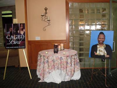 Official Book Launch & Signing Event
