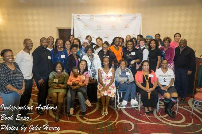 2nd Annual Independent Authors Book Expo & Caged Bird Book Signing